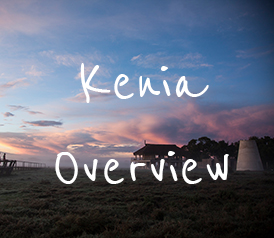 Kenia Overview