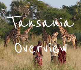 Tansania Overview